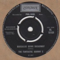 Boogaloo Down Broadway / Look What Love Can Make You Do