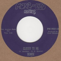 Closer To Me / Come Down To Me