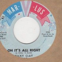 Oh Its All Right / Gee Whiz