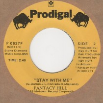 Stay With Me / Minnie Ha Ha