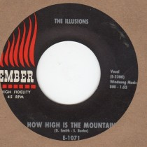 How High Is The Mountain / Cant We Fall In Love