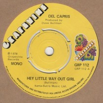 Hey Little Way Out Girl / Beggars Can't Be Choosey