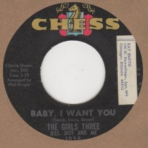 Baby I Want You / That's How It Is