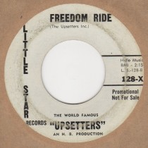 Freedom Ride / Valley Of Tears