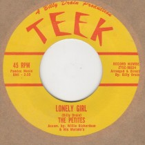 Lonely Girl / I Believe (The Man Loves Me)