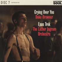 Crying Over You / The Luther Ingram Orchestra