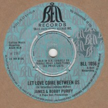 Shake A Tail Feather / Let Love Come Between Us