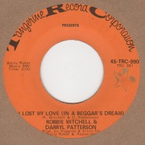 I Lost My Love (In A Beggars Dream) / No One Can Do The Things You Do