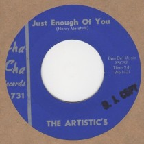 Just Enough Of You / I've Waited Too Long For You
