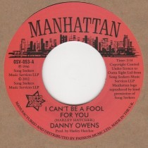 I Can't Be Your Fool/It's Not Like You