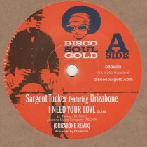 I Need Your Love 48235 (Driza Mix) / (Rem Mix)