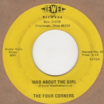 mad about the girl