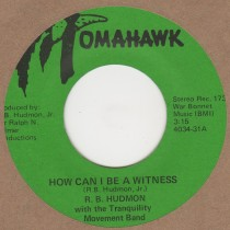 How Can I Be A Witness
