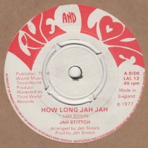 How Long Jah Jah