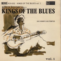 Kings Of The Blues Vol1 EP