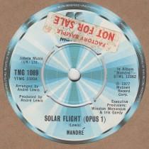 Solar Flight