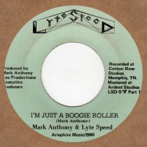 I'm Just A Boogie Roller