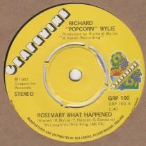 Rosemary What Happened