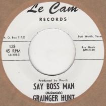 Say Boss Man