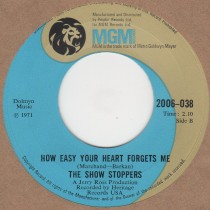 How Easy Your Heart Forgets Me
