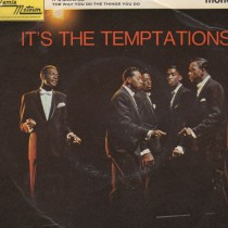 It's The Temptations EP