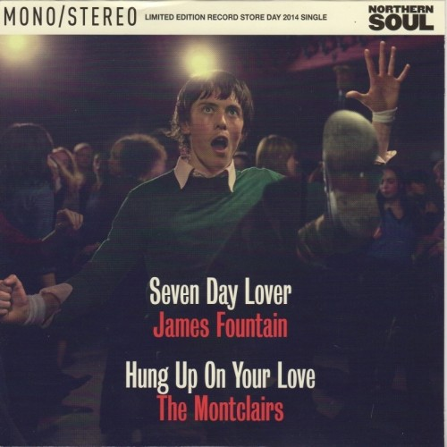 Seven Day Lover / Hung Up On Your Love