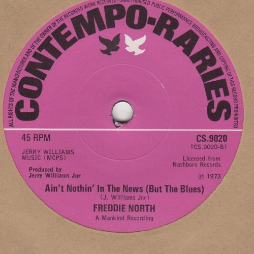 Ain't Nothin In The News (But The Blues) / She's All I Got