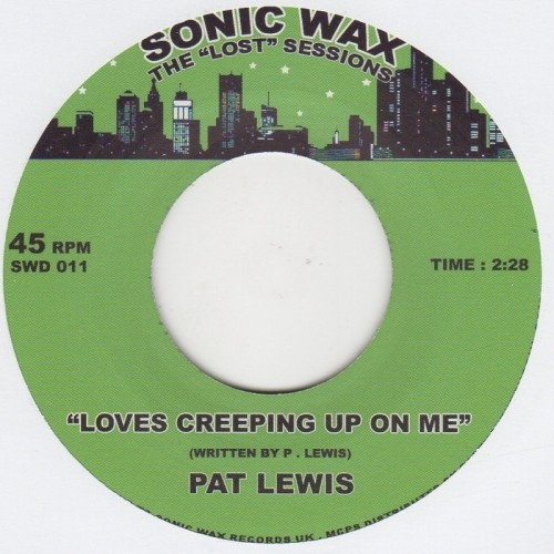 Love's Creeping Up On Me