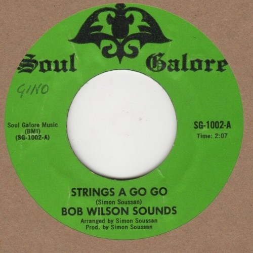 Strings A Go Go