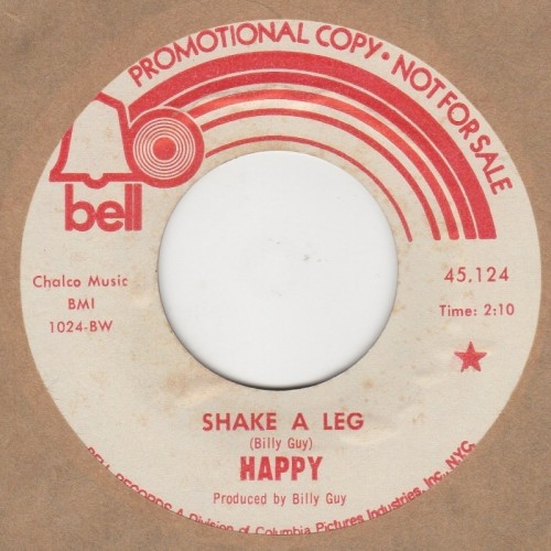 Shake A Leg / All I Need Is Love
