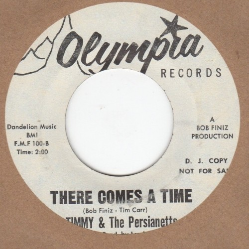 There Comes A Time / Timmy Boy