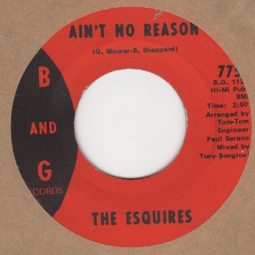 Aint No Reason /Baba-Daba -Dop