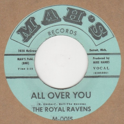 All Over You / Grand Spanish Lady