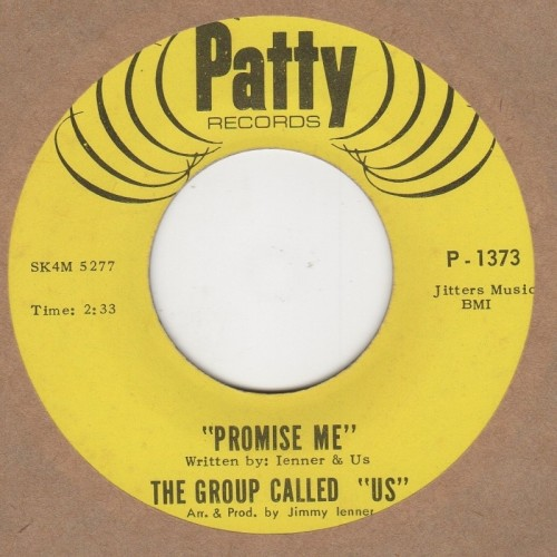 Promise Me / American Girl And Liverpool Boy