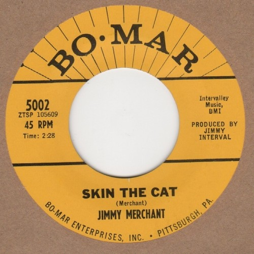 Skin The Cat / My Girl Now