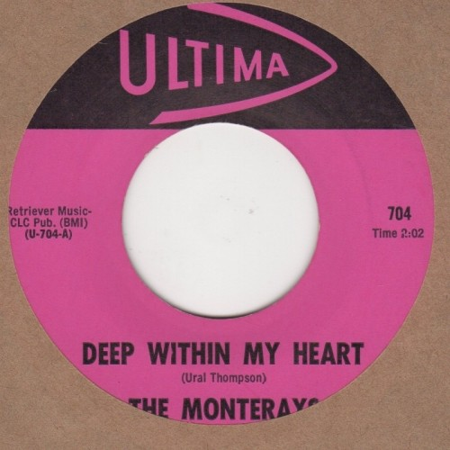 Deep Within My Heart / Push-em Up