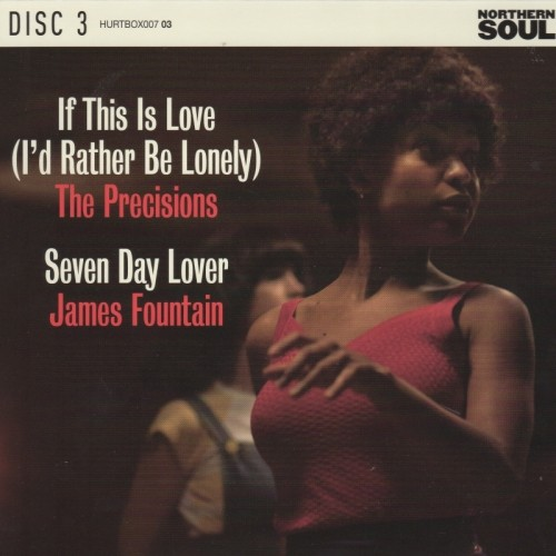 If This Is Love (I'd Rather Be Lonely) / Seven Day Lover
