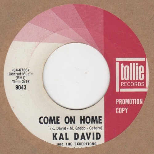 Come On Home / Dancing Danny