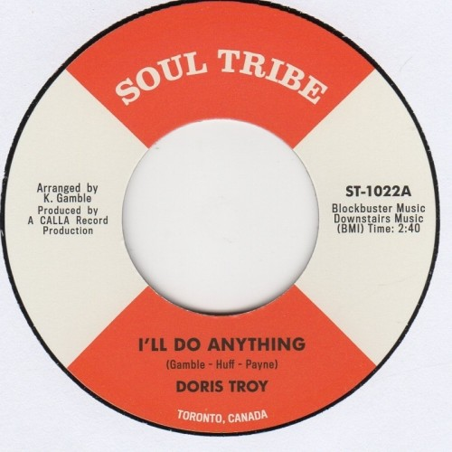 I'll Do Anything / I Feel Good (All Over)