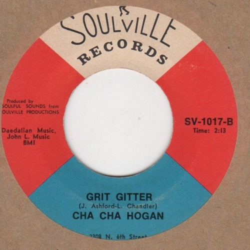 Grit Gitter / Just Because You've Been Hurt