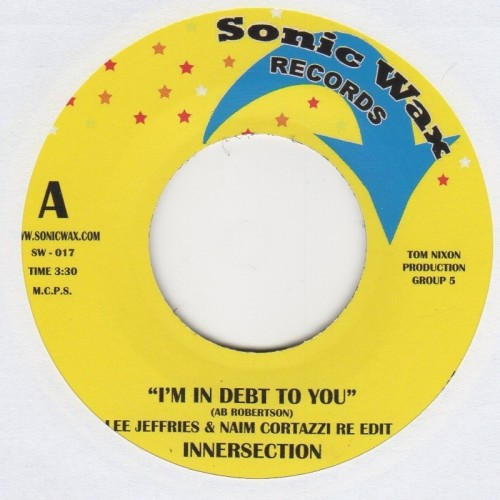 I'm In Debt To You REMIX / Let Me Love You REMIX