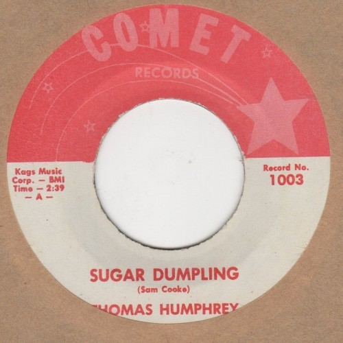 Sugar Dumpling / Steal Away