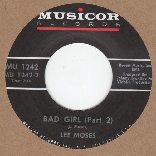 Bad Girl PT2 / pt1