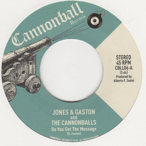 Do You Get The Message / We Got The Message Instrumental