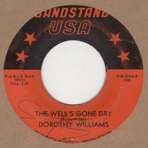 The Well's Gone Dry