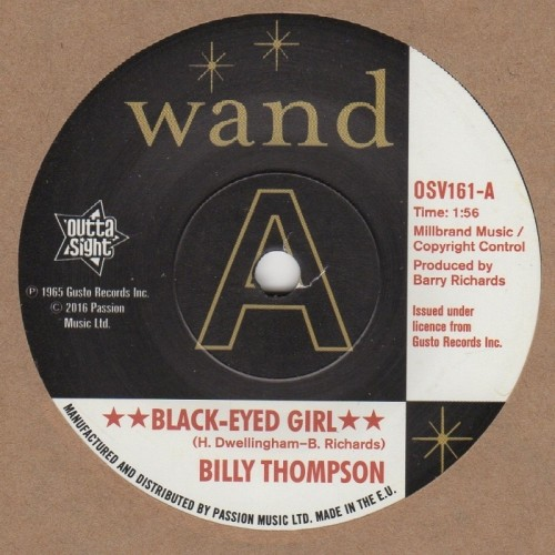 Black Eyed Girl / I'm Your Yes Man