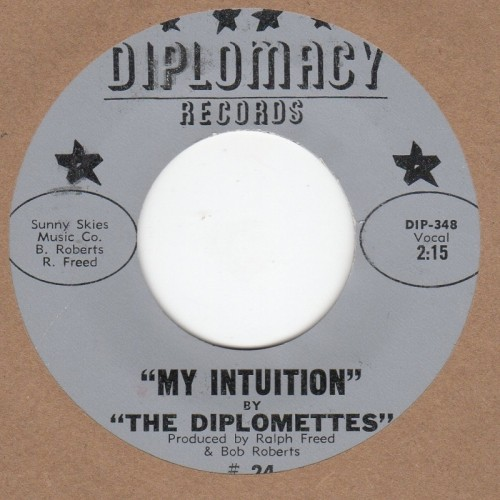 My Intuition / Sit Yourself Down