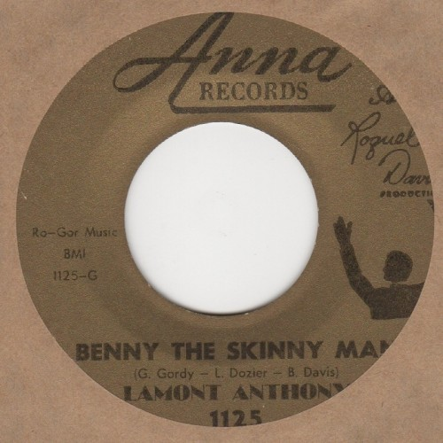 Benny The Skinny Man / Let's Talk It Over