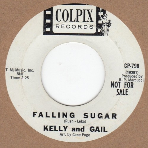 Falling Sugar / When You Take More Than You Give