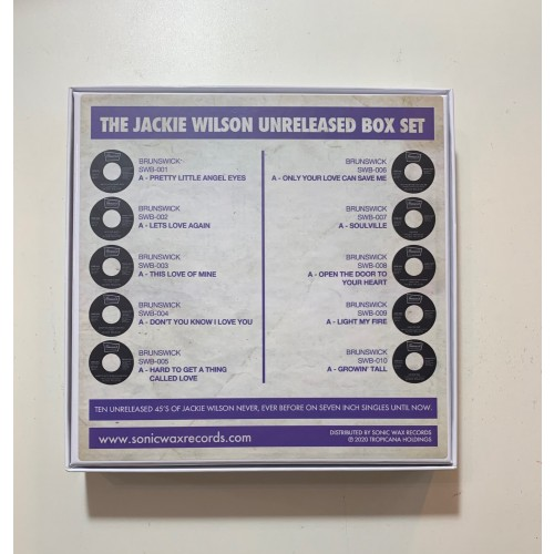 "7"" Vinyl Box Set, NORTHERN & CROSSOVER SOUL"